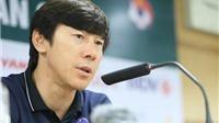 HLV U23 Hàn Quốc không chỉ đạo cầu thủ đá láo
