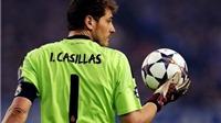 Dù thế nào, Casillas vẫn không thể đụng đến