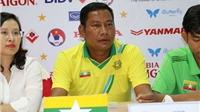 HLV U23 Myanmar: U23 Việt Nam mạnh ngang Thái Lan