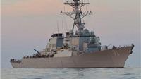 Hải quân Mỹ hé lộ thông tin về cuộc đối đầu với máy bay Nga trên biển
