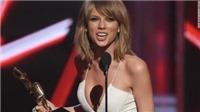 Taylor Swift vui vẻ với số đo 3 vòng không 'bốc lửa' của mình