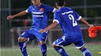 Gặp Timor Leste, U23 Việt Nam tập đánh biên và phạt cố định