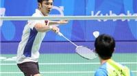 Thua tay vợt hạng 139 thế giới, Tiến Minh lại vô duyên với SEA Games