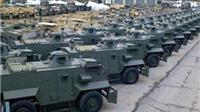 """Ukraine nhận thêm """"taxi chiến đấu"""" từ Anh"""