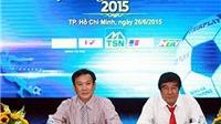 Giải thưởng Fair play 2015 tôn vinh bóng đá đẹp