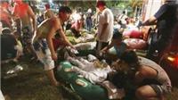 Nổ kinh hoàng ở công viên Đài Loan (Trung Quốc), 472 người bị thương