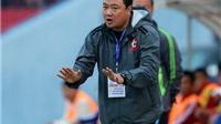 HLV Trương Việt Hoàng ủng hộ 'cooling breaks'