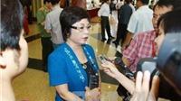HĐND TP Hà Nội dự kiến bãi nhiệm tư cách đại biểu của bà Châu Thị Thu Nga