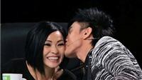 Đan Trường hôn Phương Thanh và tranh thủ selfie