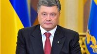 Tổng thống Ukraine: Lực lượng đòi độc lập phải hạ vũ khí nếu muốn miền Đông có quyền tự quản