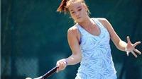 Giải quần vợt U18 ITF – Cúp Hưng Thịnh 2015: Tiffany Nguyễn vào bán kết