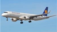 Máy bay Lufthansa chở 108 người suýt lao trúng máy bay không người lái