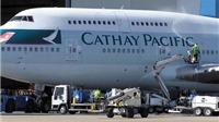 Máy bay Cathay Pacific chở gần 300 người bốc khói mù mịt giữa chuyến bay