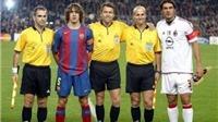 Carles Puyol gặp thần tượng Paolo Maldini ở Ibiza
