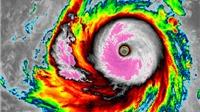 Siêu bão mạnh nhất từ đầu năm lao nhanh về hướng Trung Quốc