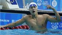 Quý  Phước dừng chân ở vòng loại 100m tự do: Kém cả thành tích HCĐ SEA Games