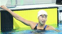Nội dung 400m hỗn hợp cá nhân nữ giải VĐTG: Ánh Viên phá kỷ lục nhưng vẫn bị loại