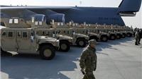 Ukraine vừa nhận đã nếm 'quả đắng' từ xe Humvee bọc thép của Mỹ