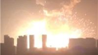 Trung Quốc đứt liên lạc với 36 lính cứu hỏa xử lý vụ nổ chết chóc ở Thiên Tân