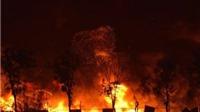 Hình ảnh kinh hoàng từ vụ nổ chết chóc ở Thiên Tân