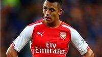 Arsene Wenger: Sanchez sẽ có mặt trong trận đấu với Crystal Palace