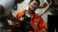 Lính cứu hỏa sống sót thần kỳ sau vụ nổ khủng khiếp ở Thiên Tân