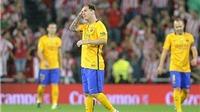 CHẤM ĐIỂM Bilbao 4-0 Barca: Ngày tồi tệ của thày trò Luis Enrique
