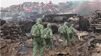Vụ nổ ở Thiên Tân, Trung Quốc: Số người chết tiếp tục tăng