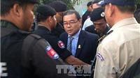Tòa án Phnom Penh cáo buộc 3 tội danh đối với nghị sĩ xuyên tạc hiệp ước biên giới với Việt Nam