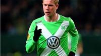 Báo Anh: Kevin De Bruyne đạt được thỏa thuận gia nhập Man City
