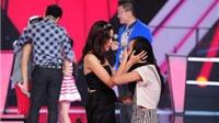 Giọng hát Việt nhí tập 1 vòng đối đầu: Nước mắt đã rơi