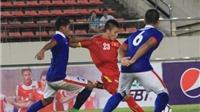 Dứt điểm kém, U19 Việt Nam bị U19 Malaysia cầm hòa 0-0
