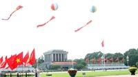 Lịch trình diễu binh, diễu hành và các hoạt động văn hóa mừng ngày 2/9