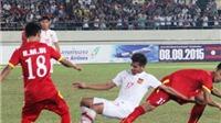 U19 Việt Nam: Chiến thắng 4 sao của 'bộ tứ huyền ảo'
