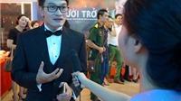 Trương Minh Quốc Thái: 'Trước kia không ai nghĩ tôi đóng được bộ đội'