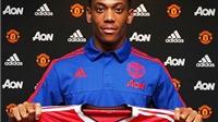 CẬP NHẬT tin sáng 10/9: Man United trả giá vì Martial. Lahm lên kế hoạch treo giày