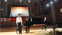 Cuộc thi Piano Quốc tế Hà Nội 2015: Những 'hạt giống' Việt thắng thế