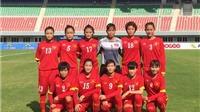 Thua Đài Loan 0-1, tuyển nữ Việt Nam khởi đầu thất vọng