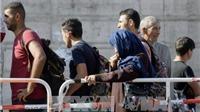 EU sẽ không đóng cửa biên giới đối với người nhập cư