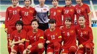 Thắng Jordan 2-1, tuyển nữ Việt Nam vẫn hy vọng đi tiếp