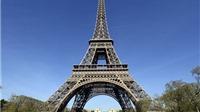 Pháp đóng cửa tháp Eiffel vì vụ đột nhập của một kẻ đeo ba lô đáng ngờ