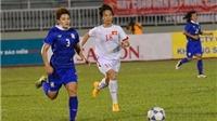 Tuyển nữ Việt Nam hạ Thái Lan 2-0, giành vé dự vòng loại cuối cùng của Olympic 2016
