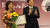 Giới chuyên môn nói gì về giải thưởng Bùi Xuân Phái - Vì tình yêu Hà Nội?
