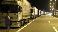 Vấn đề người nhập cư: Croatia và Serbia giảm căng thẳng tại biên giới