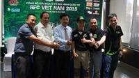 Giải đua ô tô địa hình quốc tế RFC Việt Nam diễn ra 7 ngày tại Bình Dương