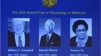 Các nhà khoa học đã làm gì để được nhận giải Nobel Y học 2015