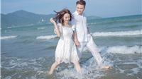 Ca sĩ Vũ Duy Khánh - DJ Tiên Moon tung bộ ảnh cưới lãng mạn