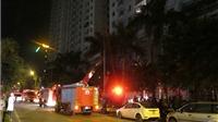 Vụ cháy tại Khu đô thị Xa La: Chưa thống kê được thiệt hại, nhiều người lưu trú tại khách sạn