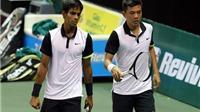 Tay vợt Lý Hoàng Nam: 'Tôi và Sumit Nagal chơi không như ý muốn'