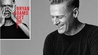 Bryan Adams tự hào 'tái xuất' ở tuổi 56